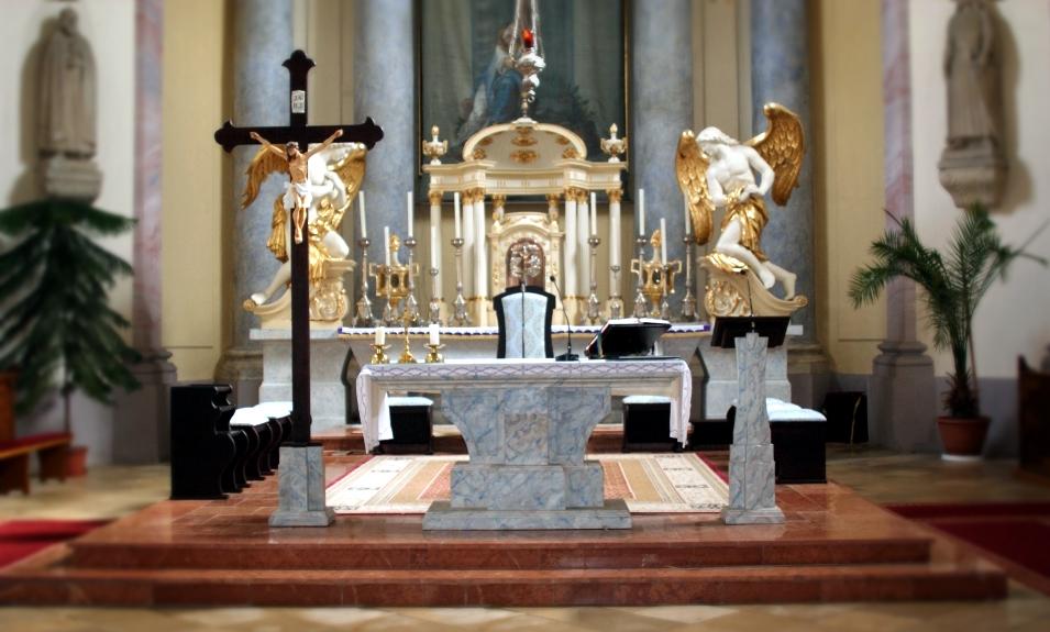 Liturgické zariadenie , Svodín
