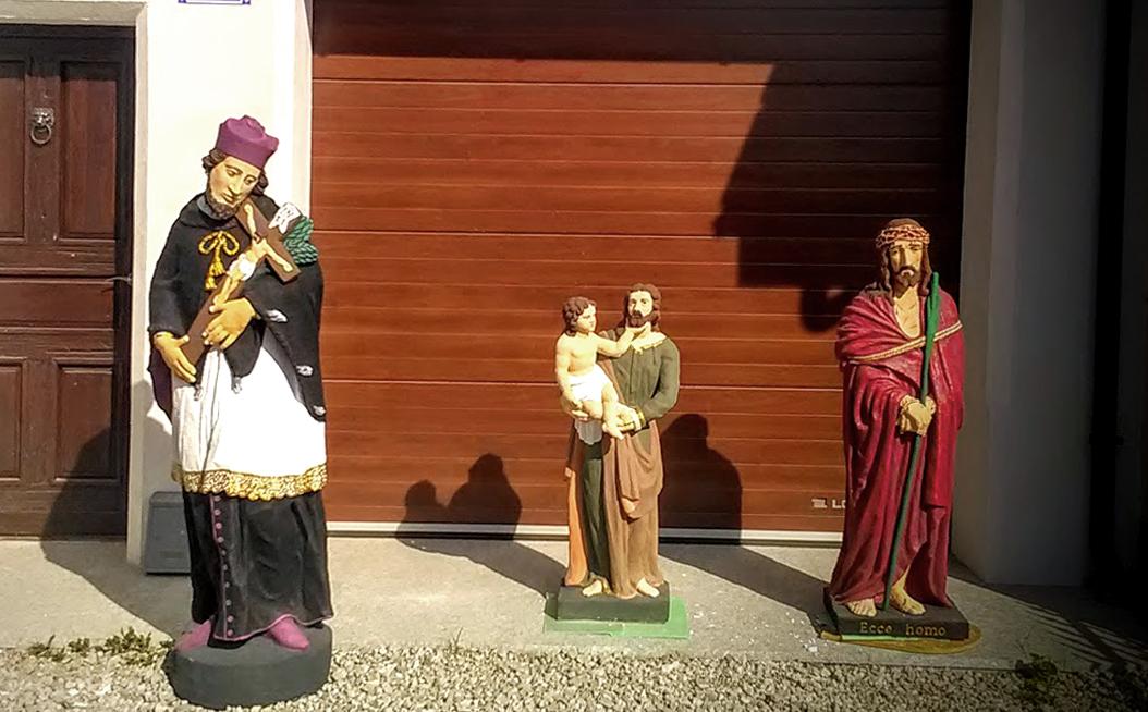 Rekonštrukcie sôch, Velke Kostolany