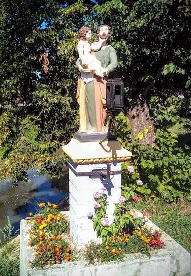 Sv. Jozef, rekonštrukcia