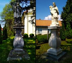 Veľký Grob, Rekonštrukcia Sv