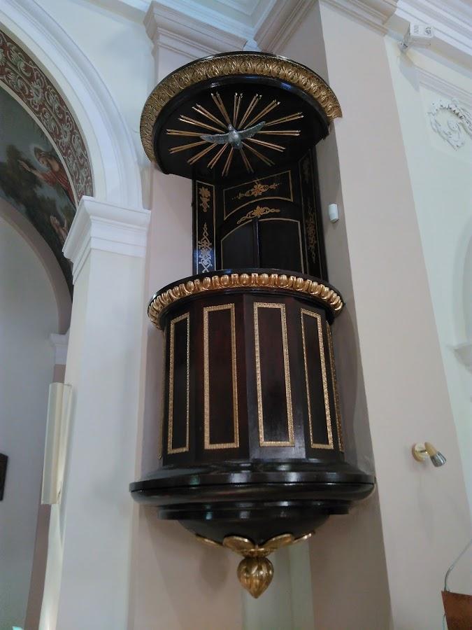 Kazateľnica, rekonštrukcia Považany