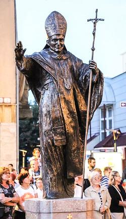 Ján Pavol II. Nové Zámky