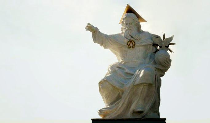 Boh Otec, Sv. Trojica, Kozárovce- Mgr. art. Peter Mészároš