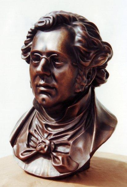 Franz Schubert, Želiezovce.
