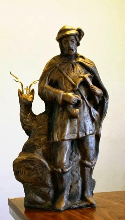Sv. Hubert.