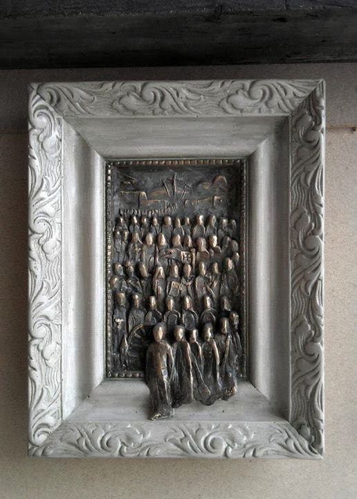 Keramika, reliéf- Mgr.art. Peter Mészároš