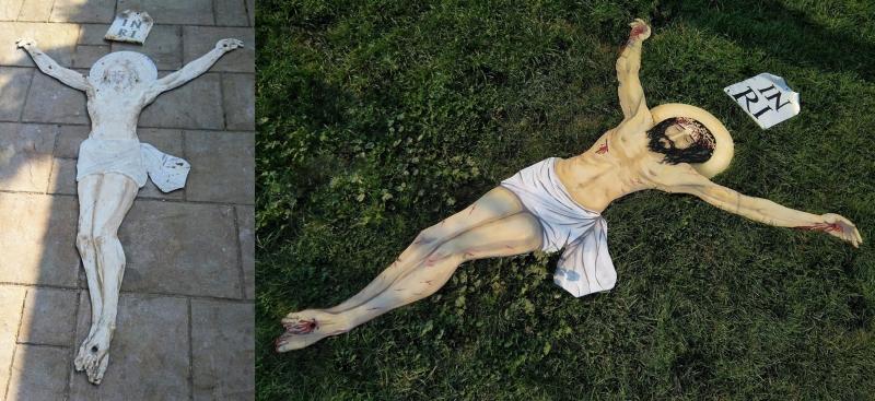 Ježis, rekonštrukcia, Slovenský Grob