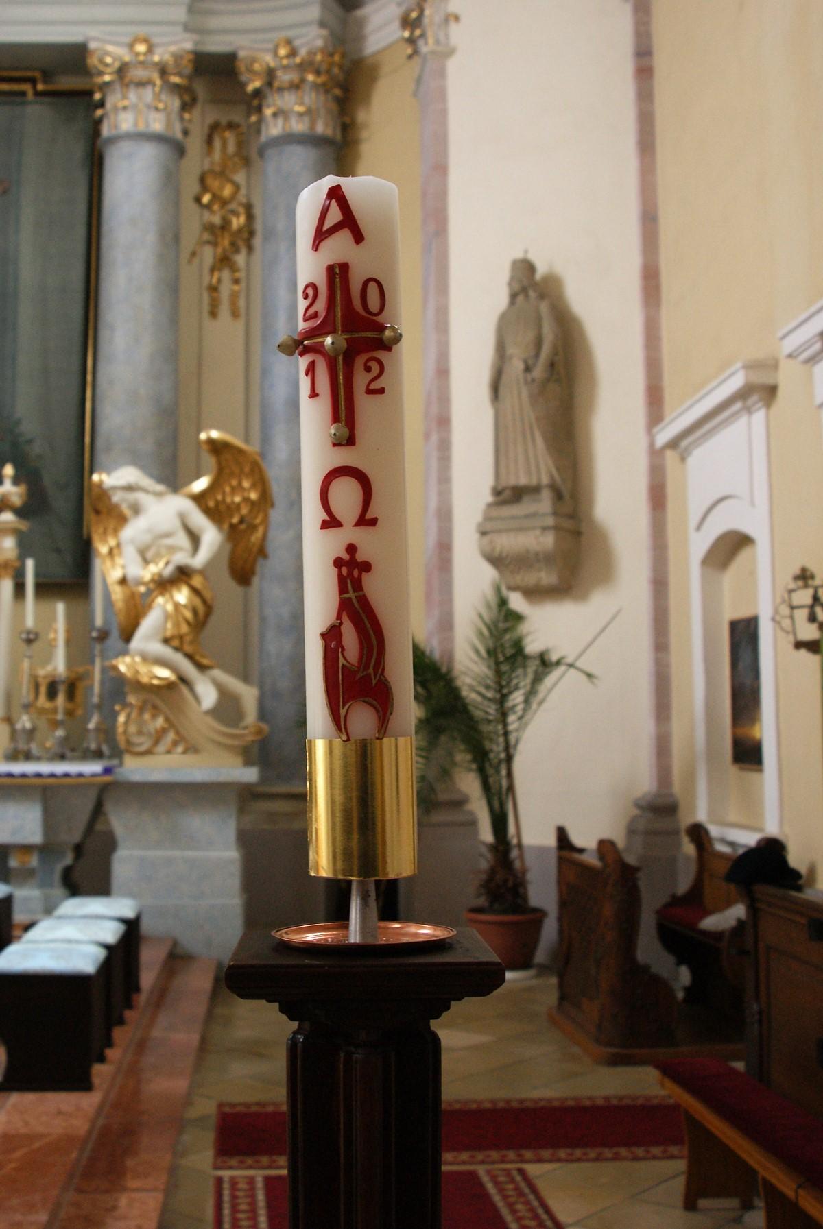 Svietnik, Svodín, detail