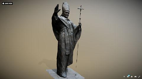 Pápež Nové Zámky socha.jpg