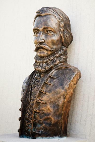 Ľ. Štúr, bronz.