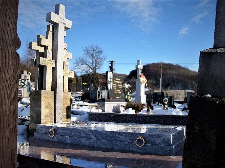 Rodinná hrobka