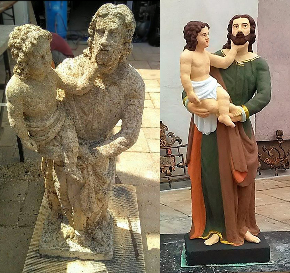 Rekonštrukcia Sv. Jozef