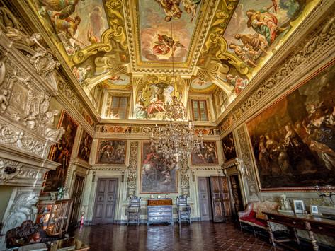 5 motivi per scoprire la Bergamo barocca attraverso Palazzo Moroni e Palazzo Terzi