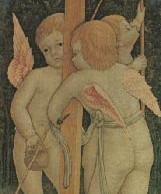 MAESTRO DEL 1458-ANGELI CONN STRUMENTI D