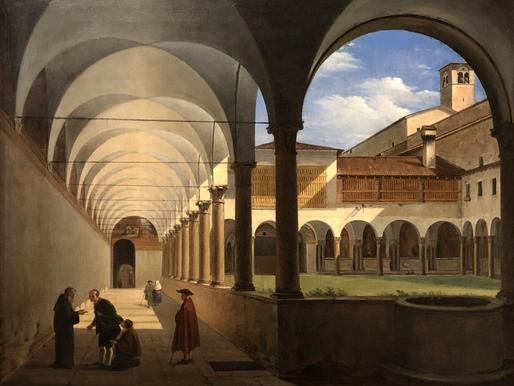 3 opere dell'Accademia Carrara dedicate a Bergamo