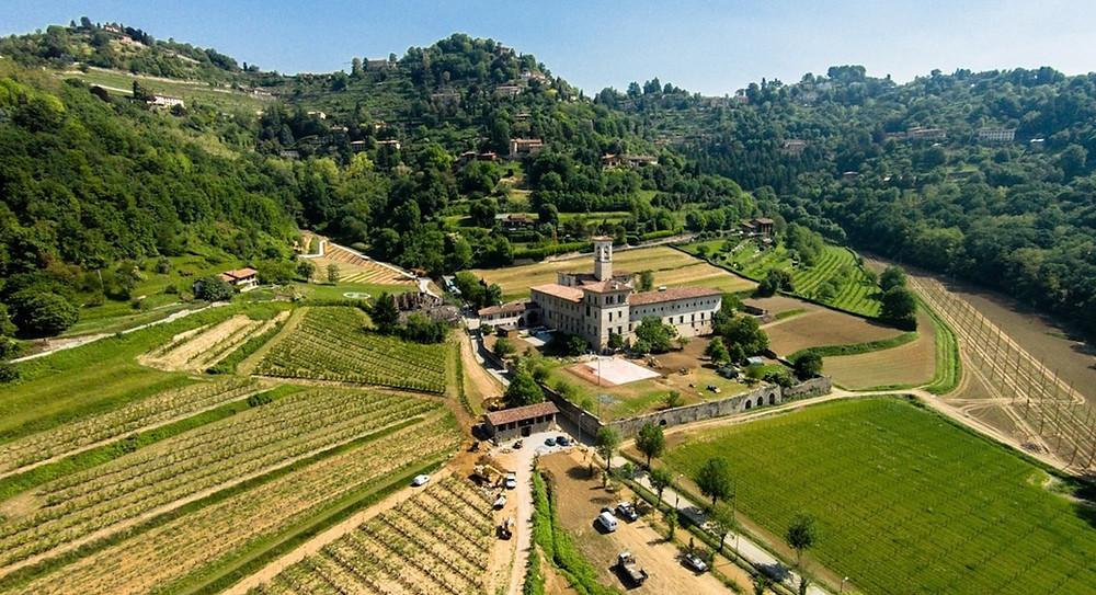 Valle Astino bergamo Monastero biodiversità
