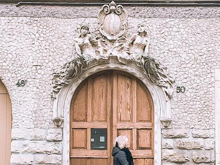 Il quartiere parigino di Santa Lucia a Bergamo