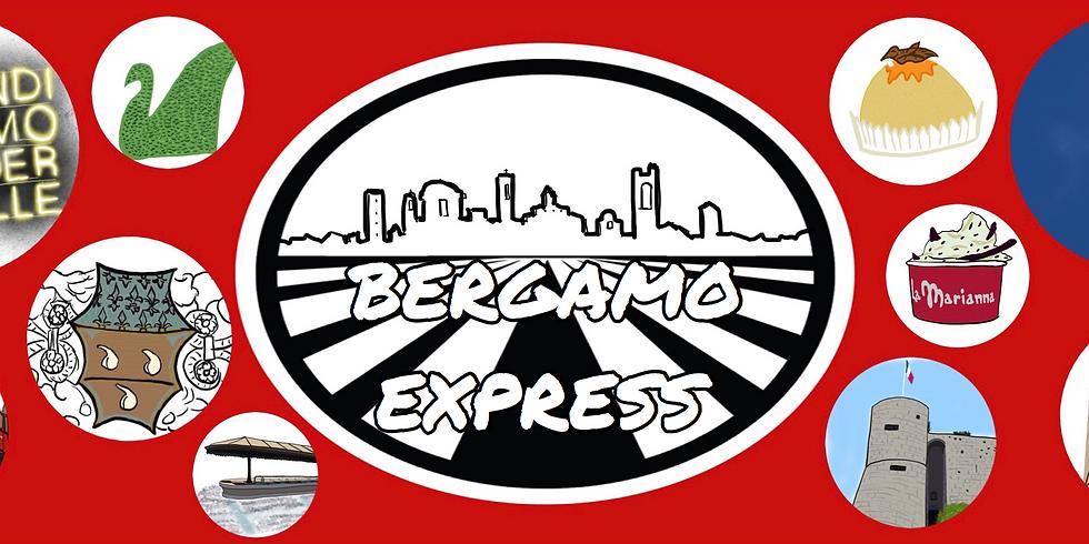 Bergamo Express! La caccia al tesoro in Città Alta - sold out