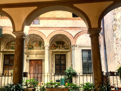Borgo Canale, la via degli artisti