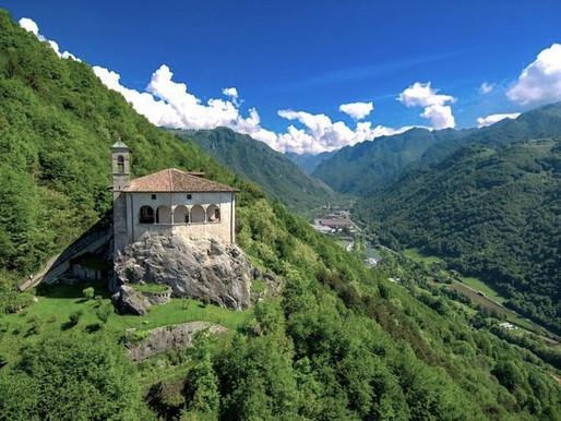 Il Santuario di S. Patrizio a Colzate