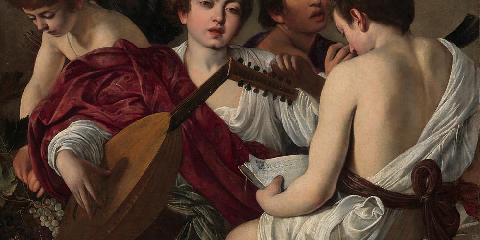 Arrivederci Caravaggio! Visita guidata alle opere dell'Accademia Carrara