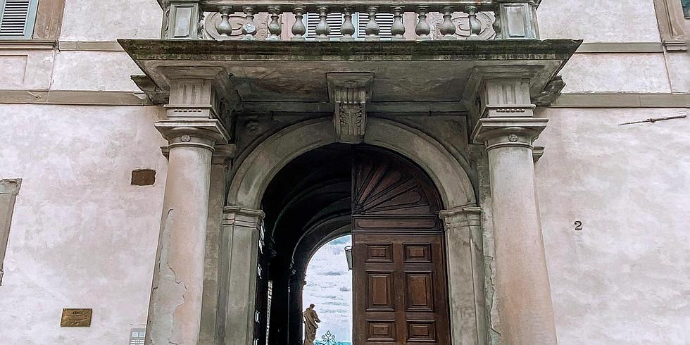Tour delle porte di Città Alta, in Italiano e in Inglese