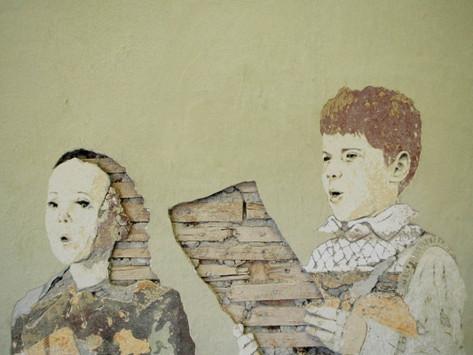 Cinque luoghi dove scoprire le incredibili opere di Andrea Mastrovito a Bergamo