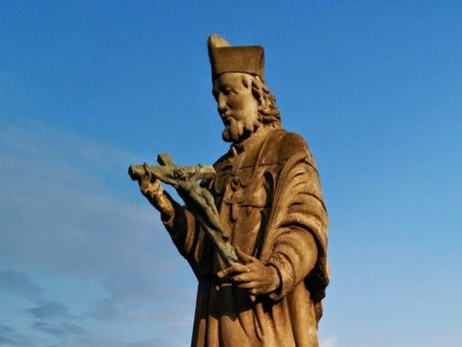13/50 La statua di S. Giovanni Nepomuceno a Gorle