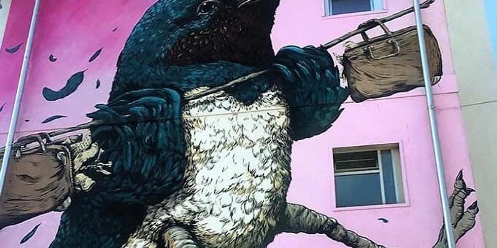 Street Art Tour Bergamo