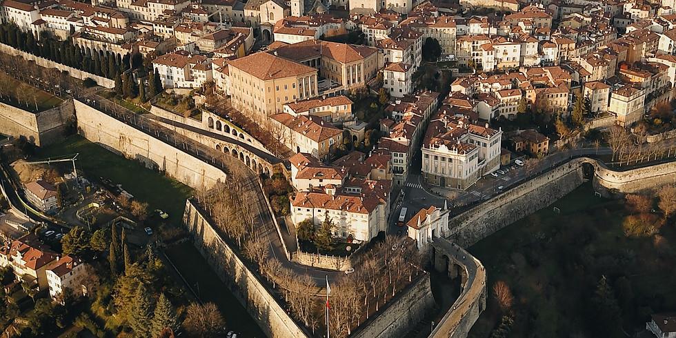 Tour delle Mura di Bergamo