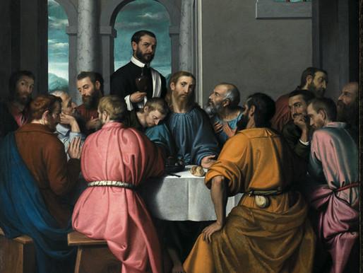 5/50 L'Ultima Cena del Moroni