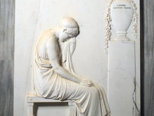 12/50 La stele del Canova a Lovere