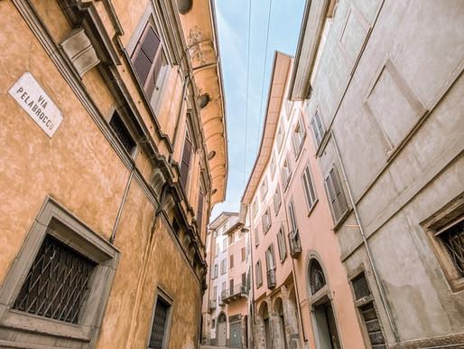 4 luoghi da visitare in Borgo Pignolo a Bergamo
