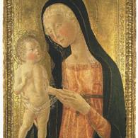 NEROCCIO LANDI-MADONNA COL BAMBINO 1470.