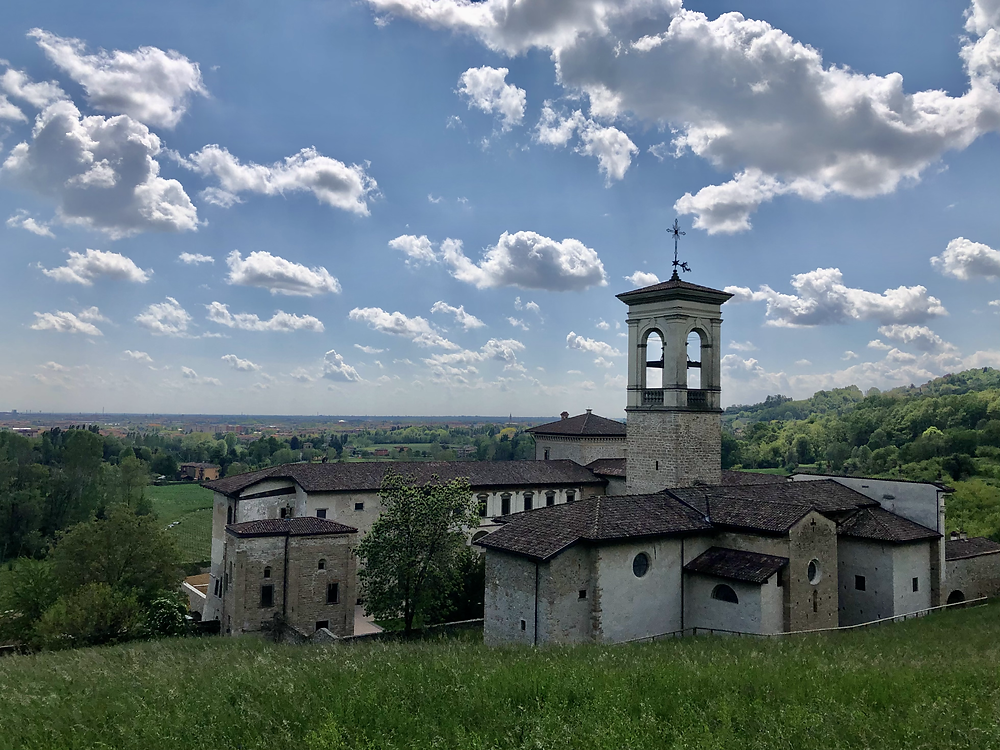 Monastero Astino Bergamo