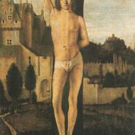 JACOMETTO VENEZIANO-SAN SEBASTIANO 1470.
