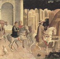 PESELLINO-STORIA DI GRISELDA. INCONTRO E