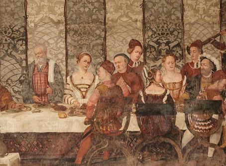 18/50 Gli affreschi del Fogolino a Cavernago
