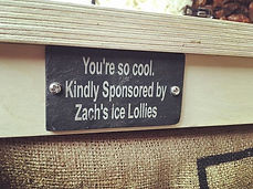 Refill Shop Bude, Zach's Ice Lollies