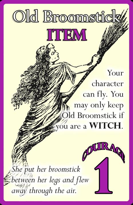 Old Broomstick