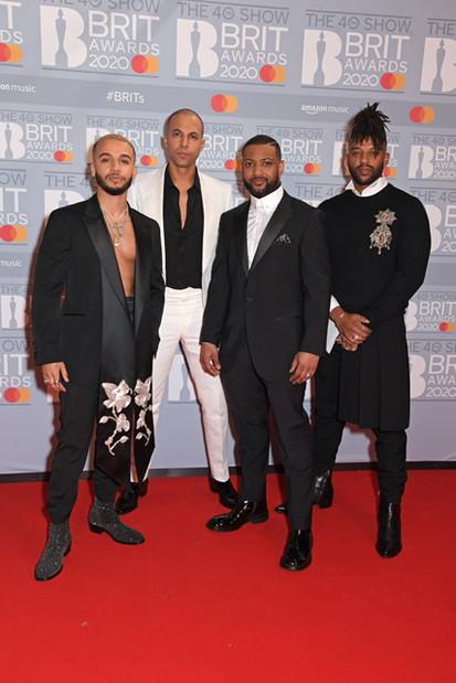 JLS The Brits