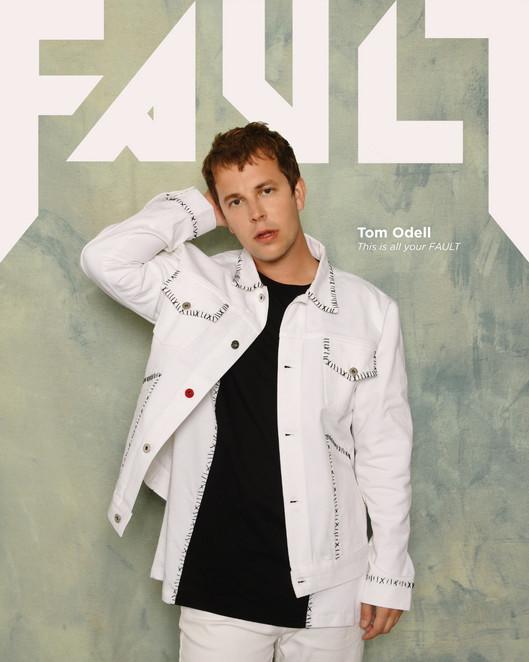 Tom Odell Flaunt Mag