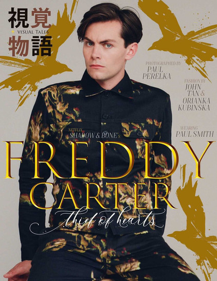Freddy Carter/Visual Tales