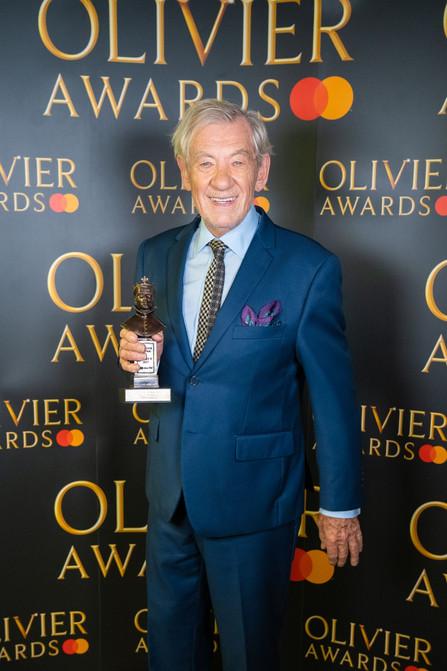 Ian McKellan Olivier Awards