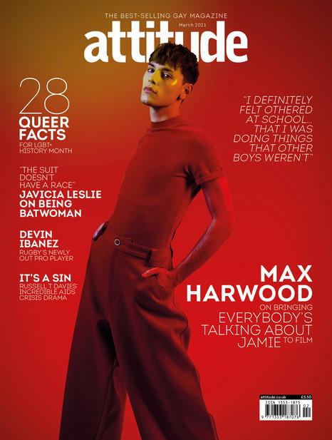 Max Harwood-Attitude