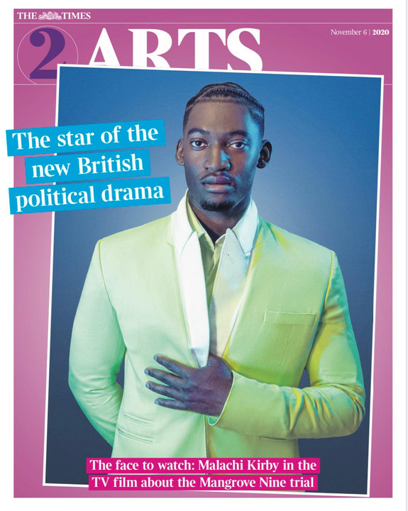 Malachi Kirby for The Times