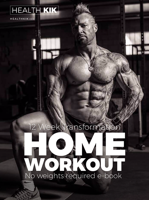 Kris Gethin 12 Week Home Workout Program