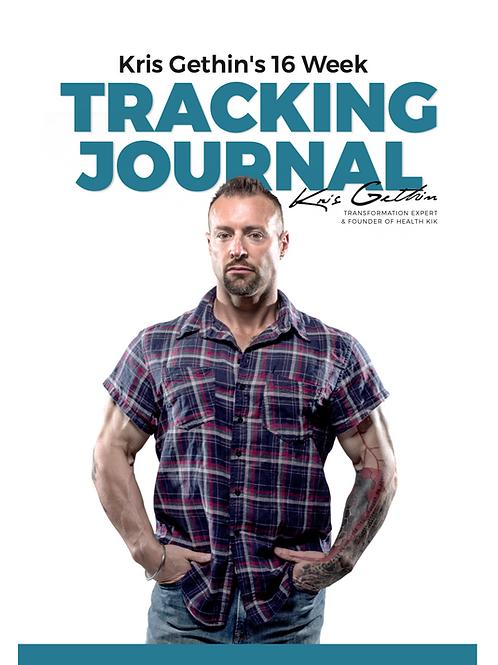 Kris Gethin's 16 Week Tracking Journal