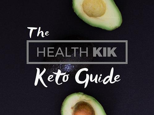 The Health Kik Keto Guide