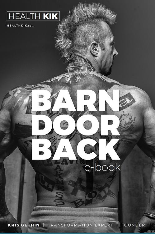 Barn Door Back eBook